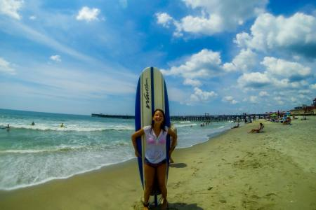 Myrtle Beach Surfing, Myrtle Beach Surf Rentals
