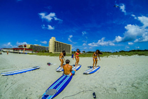 Myrtle Beach Surf School, Myrtle Beach Surf Camp